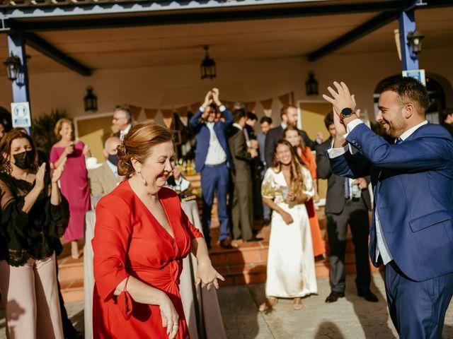 La boda de Soledad y José Luis en Sevilla, Sevilla 139