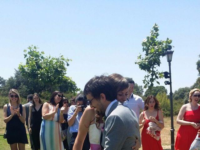 La boda de Gerardo y Paula en Collado Villalba, Madrid 6