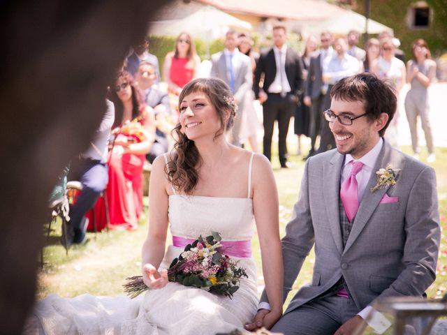 La boda de Gerardo y Paula en Collado Villalba, Madrid 2