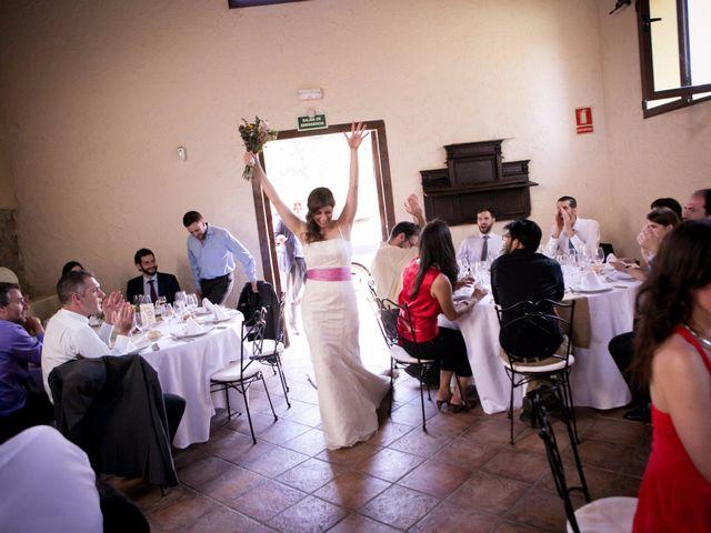 La boda de Gerardo y Paula en Collado Villalba, Madrid 8