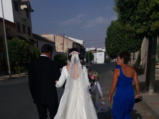 La boda de Miguel Ángel   y Lorena   en Herencia, Ciudad Real 9