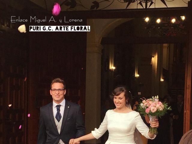 La boda de Miguel Ángel   y Lorena   en Herencia, Ciudad Real 13