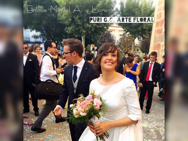 La boda de Miguel Ángel   y Lorena   en Herencia, Ciudad Real 14