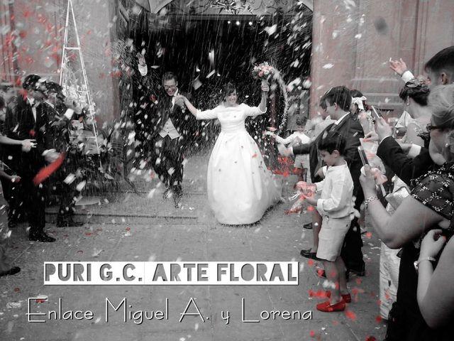 La boda de Miguel Ángel   y Lorena   en Herencia, Ciudad Real 15