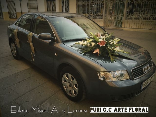 La boda de Miguel Ángel   y Lorena   en Herencia, Ciudad Real 20