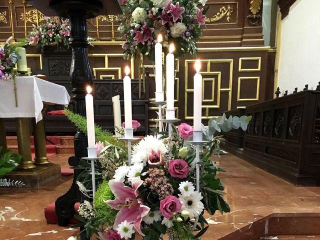 La boda de Miguel Ángel   y Lorena   en Herencia, Ciudad Real 24