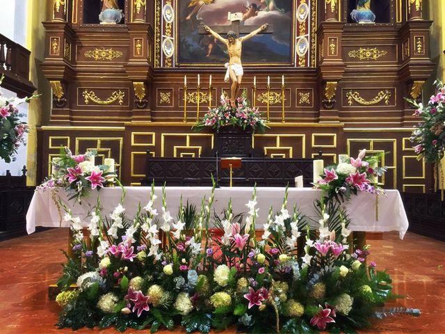 La boda de Miguel Ángel   y Lorena   en Herencia, Ciudad Real 26
