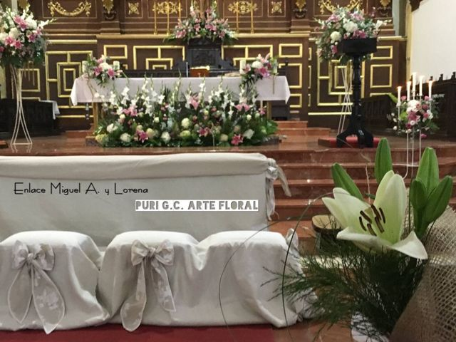La boda de Miguel Ángel   y Lorena   en Herencia, Ciudad Real 28