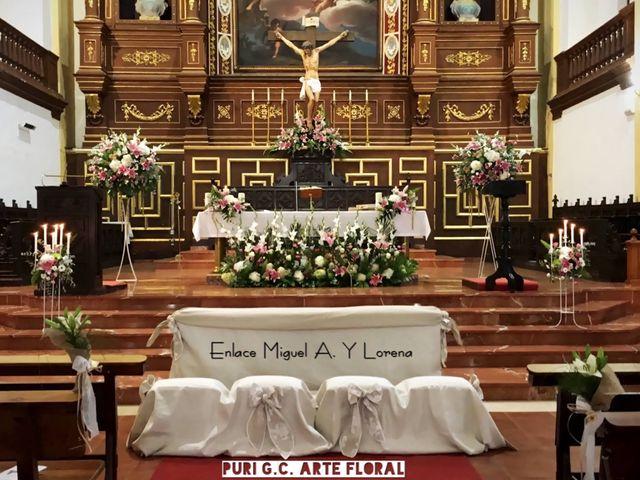 La boda de Miguel Ángel   y Lorena   en Herencia, Ciudad Real 29