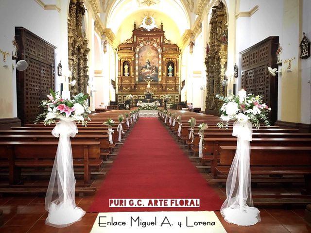 La boda de Miguel Ángel   y Lorena   en Herencia, Ciudad Real 30