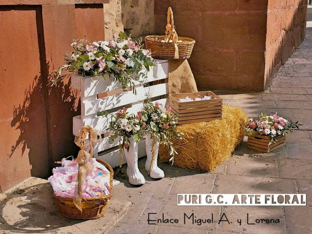 La boda de Miguel Ángel   y Lorena   en Herencia, Ciudad Real 32