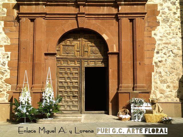 La boda de Miguel Ángel   y Lorena   en Herencia, Ciudad Real 33