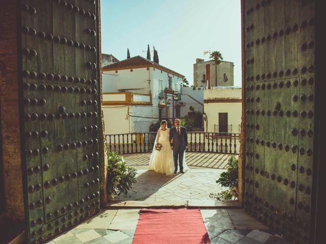 La boda de Sergio y Conchita en Sevilla, Sevilla 30