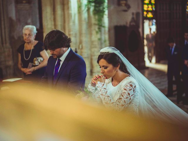 La boda de Sergio y Conchita en Sevilla, Sevilla 42