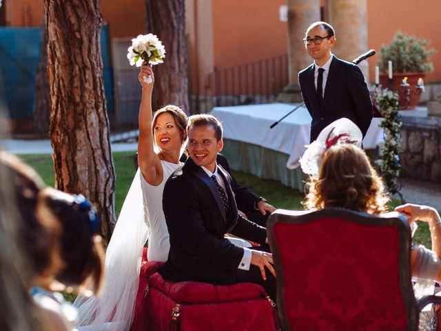 La boda de Noemí y Álvaro