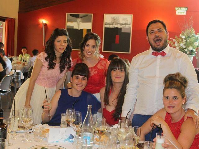 La boda de Fran y Paula en Huarte-pamplona, Navarra 2