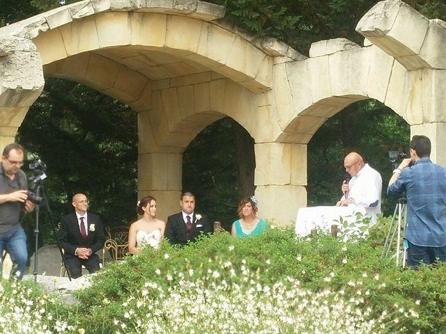 La boda de Fran y Paula en Huarte-pamplona, Navarra 5