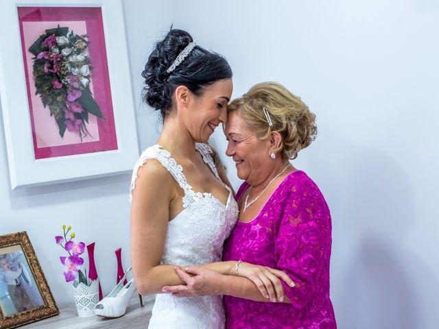 La boda de Alberto y Miriam en Aranjuez, Madrid 4