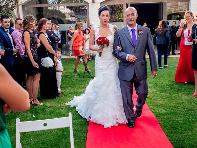 La boda de Alberto y Miriam en Aranjuez, Madrid 15