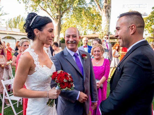 La boda de Alberto y Miriam en Aranjuez, Madrid 16