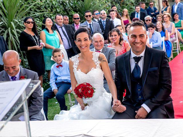 La boda de Alberto y Miriam en Aranjuez, Madrid 17