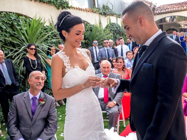 La boda de Alberto y Miriam en Aranjuez, Madrid 18