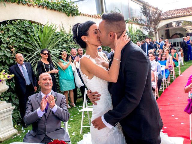 La boda de Alberto y Miriam en Aranjuez, Madrid 19