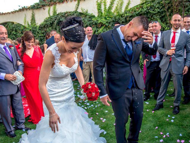 La boda de Alberto y Miriam en Aranjuez, Madrid 20