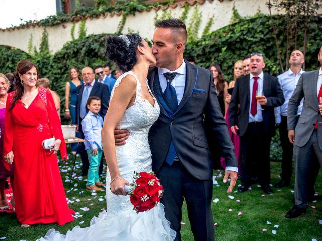 La boda de Alberto y Miriam en Aranjuez, Madrid 21