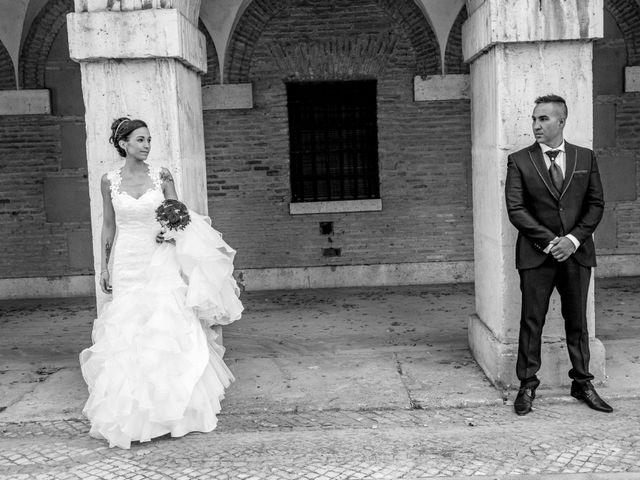 La boda de Alberto y Miriam en Aranjuez, Madrid 22