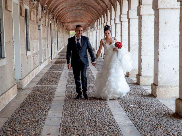 La boda de Alberto y Miriam en Aranjuez, Madrid 23