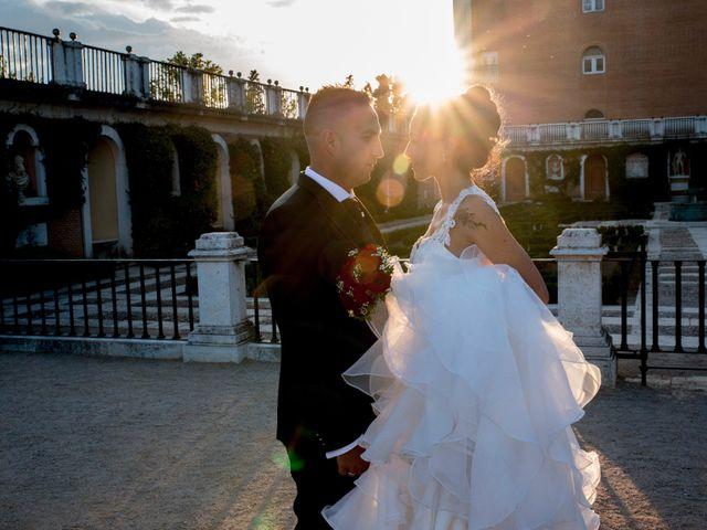 La boda de Alberto y Miriam en Aranjuez, Madrid 25