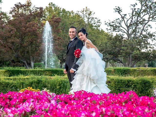 La boda de Alberto y Miriam en Aranjuez, Madrid 27