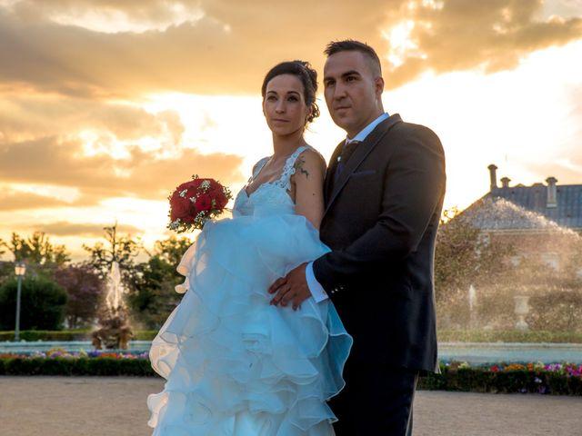 La boda de Alberto y Miriam en Aranjuez, Madrid 29