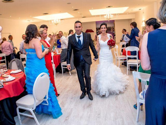 La boda de Alberto y Miriam en Aranjuez, Madrid 32