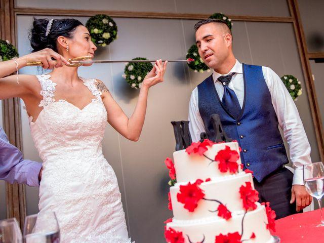 La boda de Alberto y Miriam en Aranjuez, Madrid 34