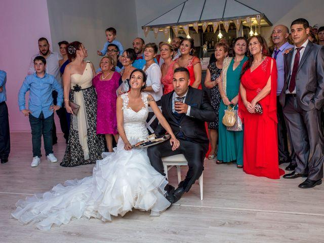 La boda de Alberto y Miriam en Aranjuez, Madrid 35