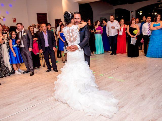 La boda de Alberto y Miriam en Aranjuez, Madrid 38