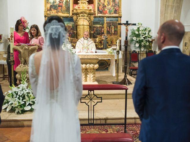 La boda de Jesús y María Teresa en San Clemente, Cuenca 20