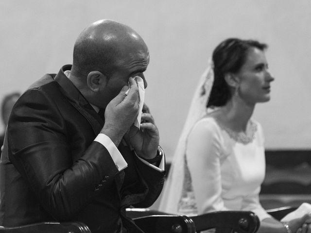 La boda de Jesús y María Teresa en San Clemente, Cuenca 26