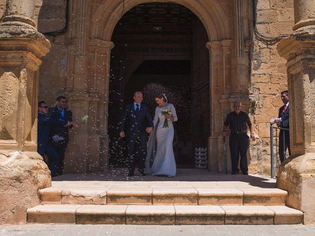 La boda de Jesús y María Teresa en San Clemente, Cuenca 29