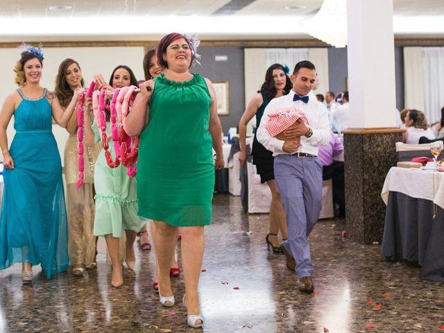 La boda de Jesús y María Teresa en San Clemente, Cuenca 42
