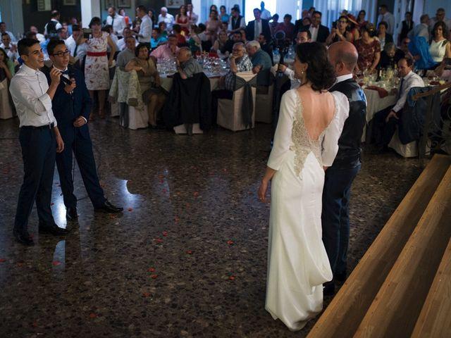 La boda de Jesús y María Teresa en San Clemente, Cuenca 51