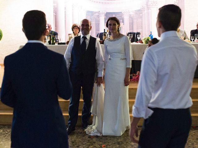 La boda de Jesús y María Teresa en San Clemente, Cuenca 52