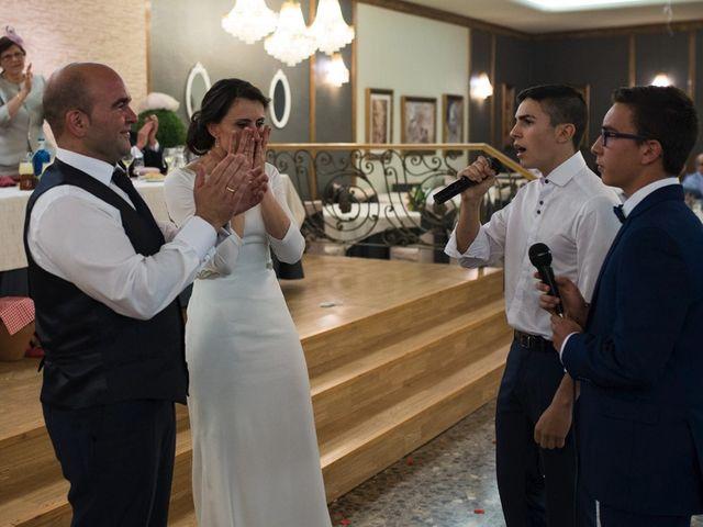La boda de Jesús y María Teresa en San Clemente, Cuenca 53