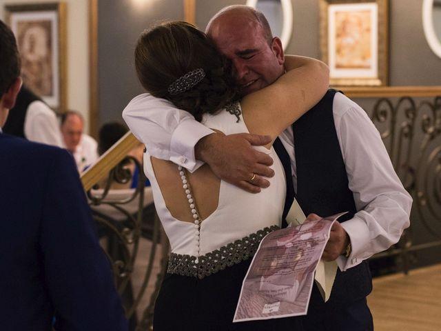 La boda de Jesús y María Teresa en San Clemente, Cuenca 55