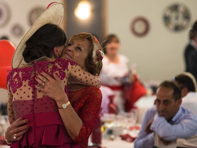 La boda de Jesús y María Teresa en San Clemente, Cuenca 71
