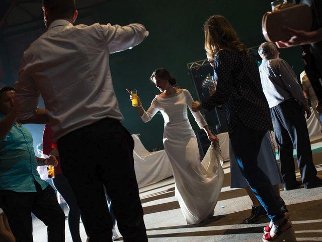 La boda de Jesús y María Teresa en San Clemente, Cuenca 75