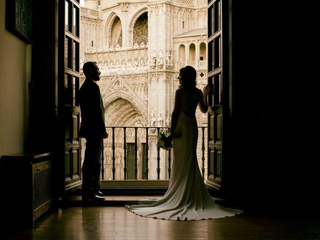 La boda de Eduardo y Alicia en Toledo, Toledo 27