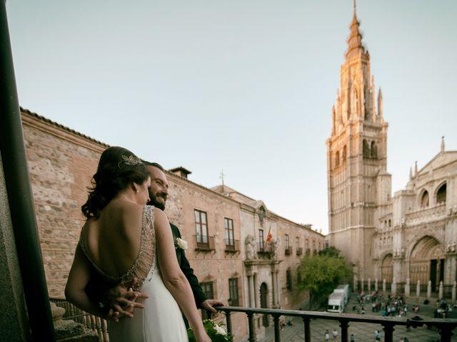 La boda de Eduardo y Alicia en Toledo, Toledo 28